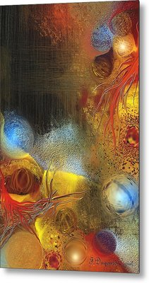 Tabernacle Metal Print by Francoise Dugourd-Caput