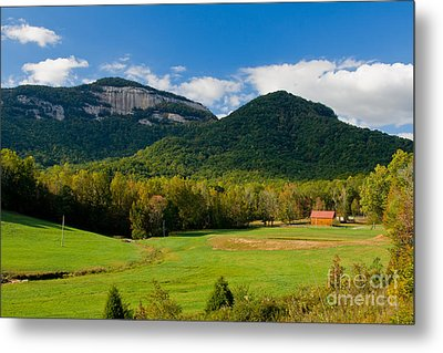 Table Rock Scenic Metal Print