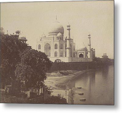 Taj Mahal Metal Print by British Library