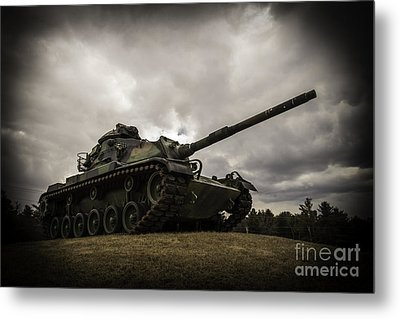 Tank World War 2 Metal Print