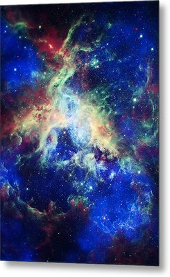 Tarantula Nebula 4 Metal Print by Jennifer Rondinelli Reilly - Fine Art Photography