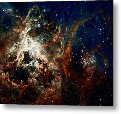 Tarantula Nebula Metal Print by Amanda Struz