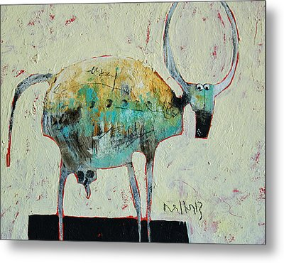 Taurus No 6 Metal Print by Mark M  Mellon