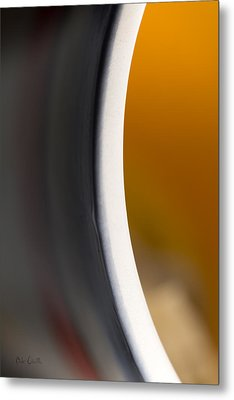 Tea Cup Metal Print by Bob Orsillo