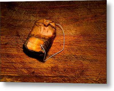 Tea For One Metal Print by Bob Orsillo