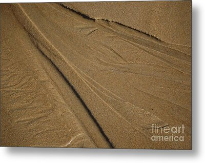 Metal Print featuring the photograph Temporay Illusions by Christiane Hellner-OBrien