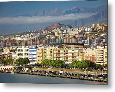 Tenerife Morning Metal Print by Brian Jannsen