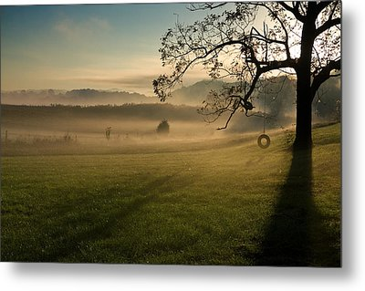 Tennessee Landscape Metal Print
