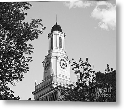 Tennessee Tech University Derryberry Hall Metal Print by University Icons