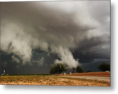 Metal Print featuring the photograph Texas Monster by Ryan Crouse