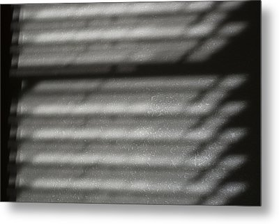 Texture In The Shadows Metal Print by Christi Kraft