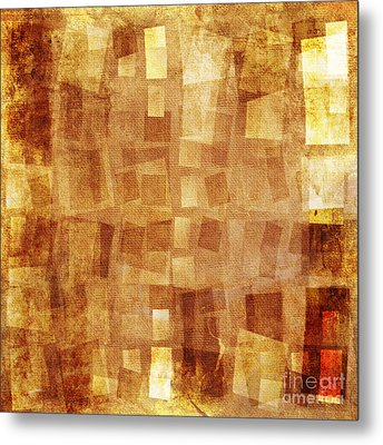Textured Background Metal Print