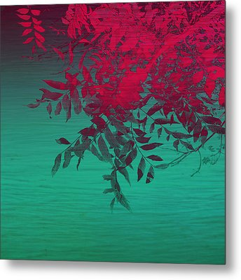 That Tropical Feeling Metal Print by Ann Powell