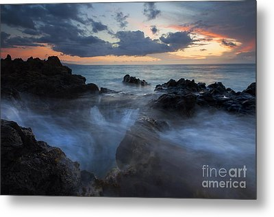 The Abyss Metal Print by Mike  Dawson