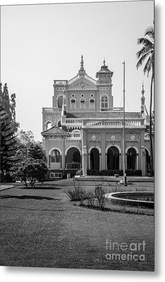 The Aga Khan Palace Metal Print