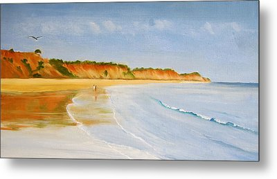 The Algarve Metal Print by Heather Matthews