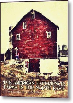 The American Experience Metal Print by H James Hoff