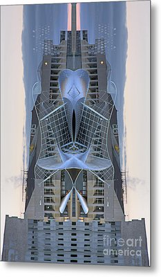 The Art Gallery Metal Print