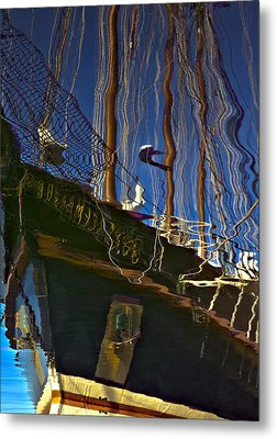 The Baltimore II Metal Print