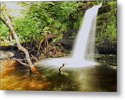 The Bath Tub Metal Print