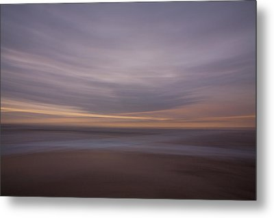 The Beach Metal Print by Peter Tellone