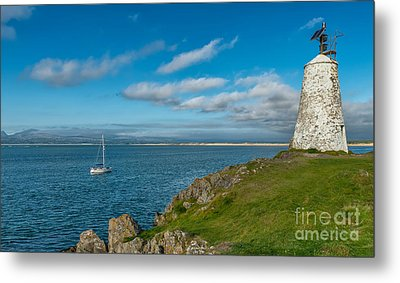The Beacon  Metal Print by Adrian Evans