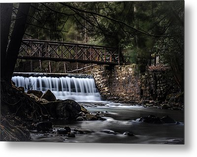 The Beauty Of Clear Creek Metal Print by Anthony Thomas