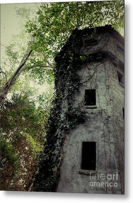 The Bell Tower  Metal Print by Christy Ricafrente