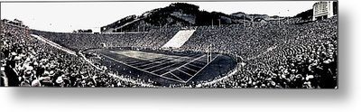 The Big Game 1919 Metal Print by Benjamin Yeager