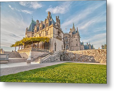 The Biltmore Metal Print by Donnie Smith