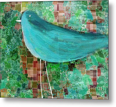 The Bird - 23a1c2 Metal Print by Variance Collections
