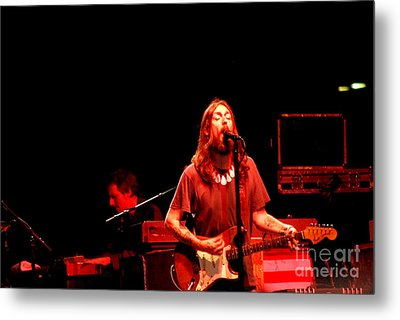 The Black Crowes Metal Print