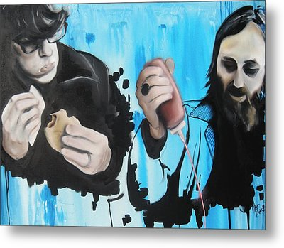 The Black Keys Metal Print