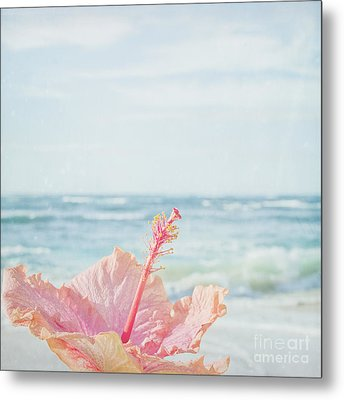 Metal Print featuring the photograph The Blue Dawn by Sharon Mau