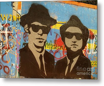 The Blues Brothers Metal Print by Craig Pearson