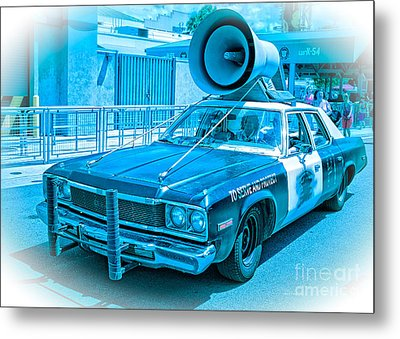 The Blues Brothers Metal Print by Edward Fielding