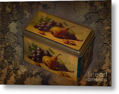 The Box Metal Print by The Stone Age