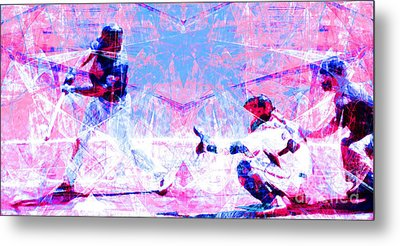 The Boys Of Summer 5d28228 Cool Lbb Long  Metal Print by Wingsdomain Art and Photography