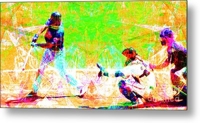 The Boys Of Summer 5d28228 Long Metal Print by Wingsdomain Art and Photography