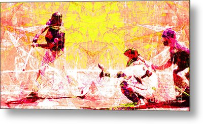 The Boys Of Summer 5d28228 V2 Metal Print by Wingsdomain Art and Photography