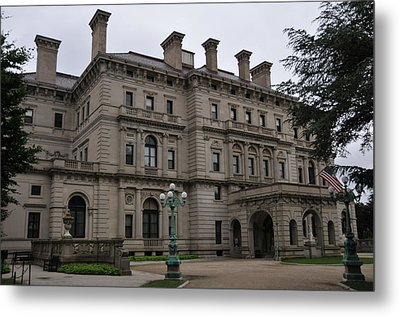 The Breakers  --  Newport Rhode Island  Metal Print