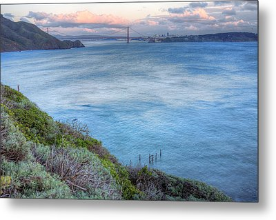 The Bridge Metal Print by JC Findley