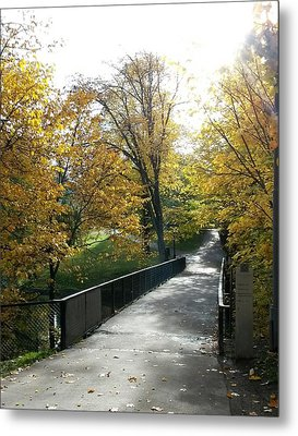 The Bridge Of Hope Metal Print