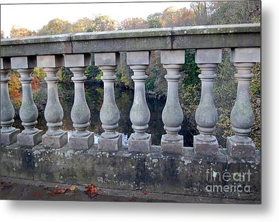 Metal Print featuring the photograph The Bridge To Knowledge by Linda Prewer