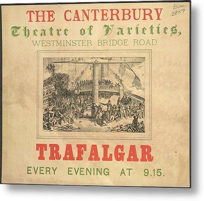The Canterbury Metal Print