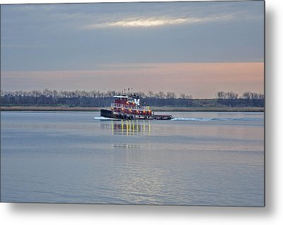 The Cape May Metal Print by Donnie Smith