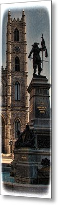 The Cathedral-basilica Of Mary Queen Of The World  Metal Print by Lee Dos Santos