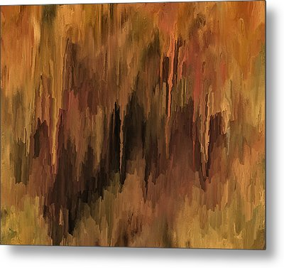 The Cave Metal Print by Michael Pickett