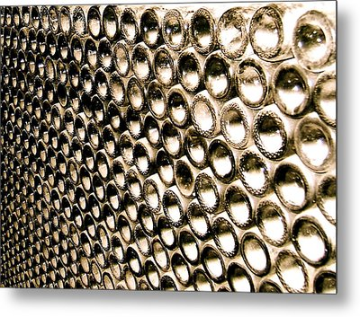 The Cellar Metal Print