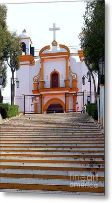 The Church Of Guadalupe 1 Metal Print